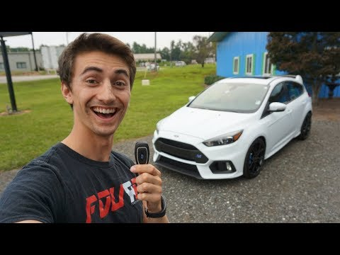 Why Would Anyone Buy A Ford Focus RS?