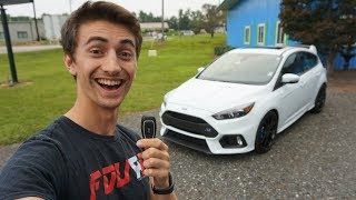 Why WOULD You BUY A Ford Focus RS? thumbnail