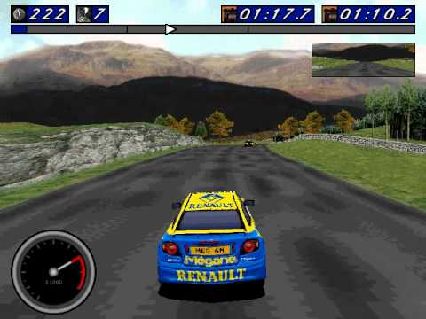 Network Q RAC Rally Championship (Magnetic Fields) (MS-DOS)
