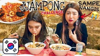 Download Video KOREA VLOG #5 - JJAMPONG CHALLENGE 🌶🔥 Ft. Han Yoo Raa MP3 3GP MP4