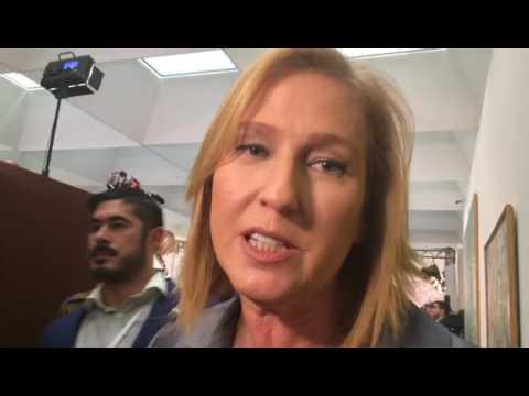 Tzipi Livni talks to JPost about Trump's visit to Israel