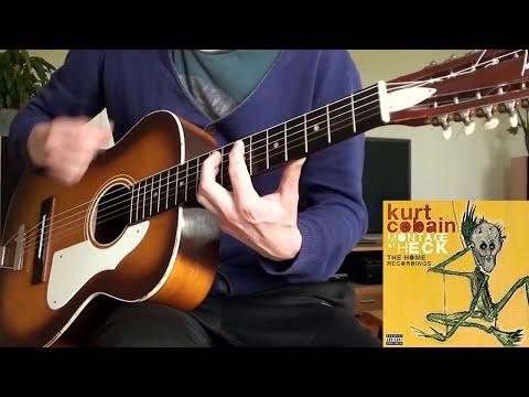 Kurt Cobain/Nirvana - Frances Farmer Will Have Her Revenge On Seattle Acoustic (Guitar Cover)