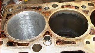 Processos de Retífica em um Motor