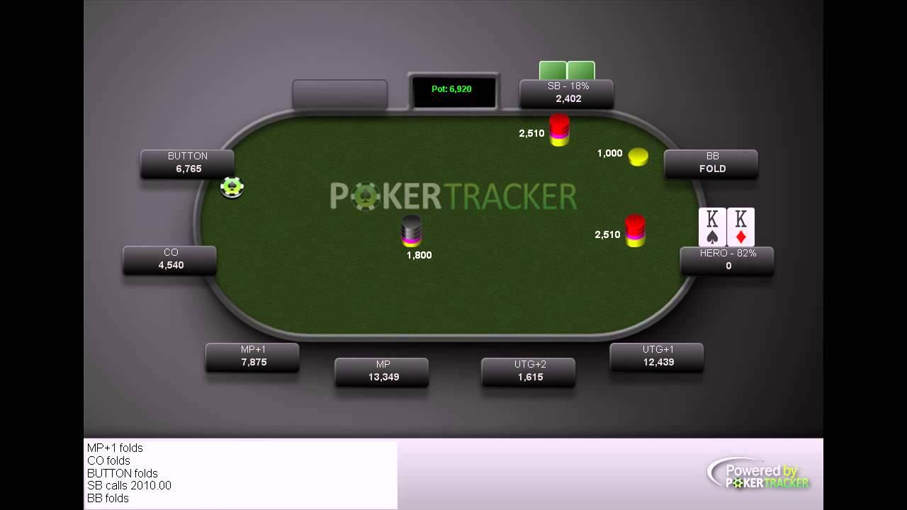 Pokertracker Pokerstars