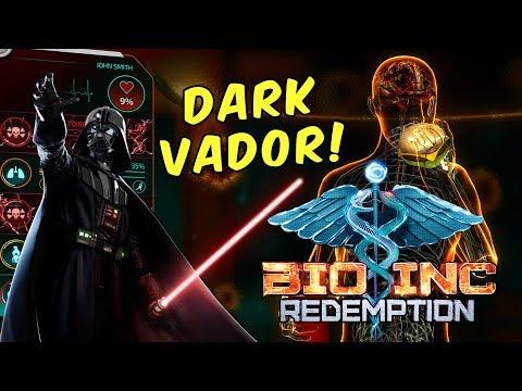 BIO INC. REDEMPTION Parkinson et Alzheimer pour Dark Vador! FR