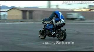 Nick Apex CRASH - THROTTLE TRAUMA 3! Crazy motorcycle CRASH