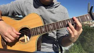 (Your Lie In April) Last Scene - Fingerstyle Guitar Cover