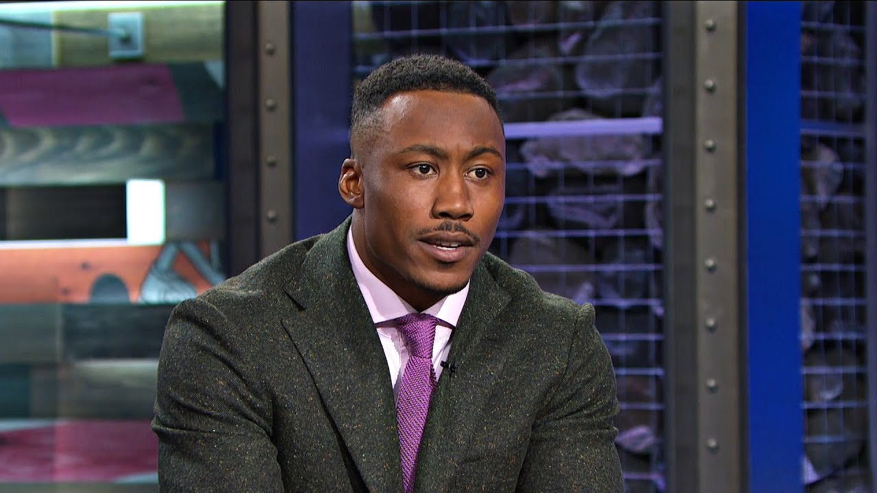 on sale 60dd2 c7d6c Brandon Marshall on Greg Hardy | INSIDE THE NFL
