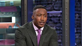 Brandon Marshall on Greg Hardy | INSIDE THE NFL