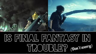 Is Final Fantasy In Trouble?