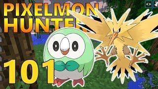 [101] Shiny Rowlet! Shiny Hunting! (Pixelmon Reforged Gameplay S2)