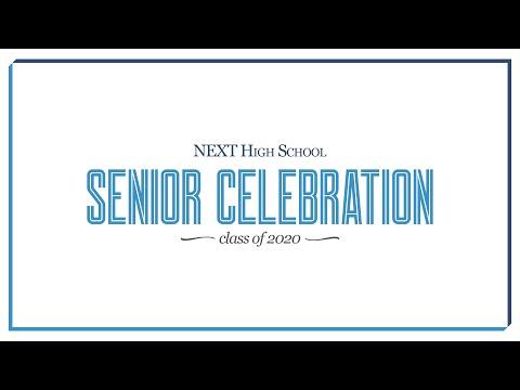 NEXT High School Senior Celebration   Class of 2020