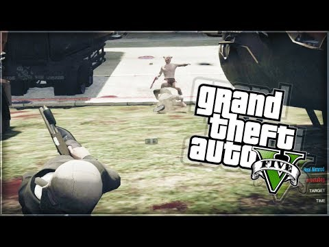 GTA 5 Funny Moments 'EXPLOSIVE GUNFIGHT!' (With The Sidemen)