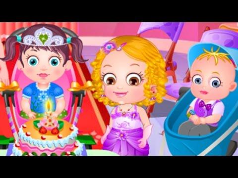 Baby Hazel Game Movie - Baby Hazel Birthday Fashion Show - Dora the Explorer