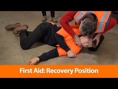 First Aid: Recovery Position - OHS Training Video