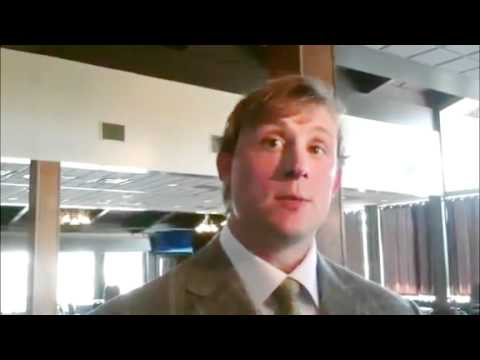 Chad Pennington on being back in East TN