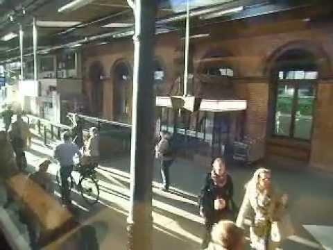 Arrived at the station Bonn