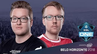 CS:GO - FaZe vs. mousesports [Mirage] Map 4 - GRAND FINAL - ESL One belo Horizonte 2018