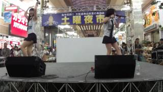 FruitPochette had the performance for 30 miniutes at Doyou yoichi t...