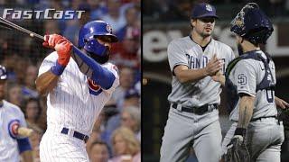 MLB.com FastCast: Cubs win, Tribe lent a Hand - 7/19/18