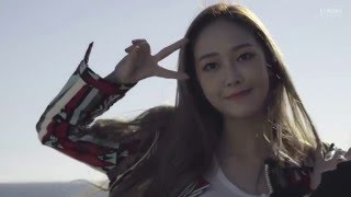 JESSICA (제시카) - Official ALBUM JACKET SHOOT Behind the Scenes Video