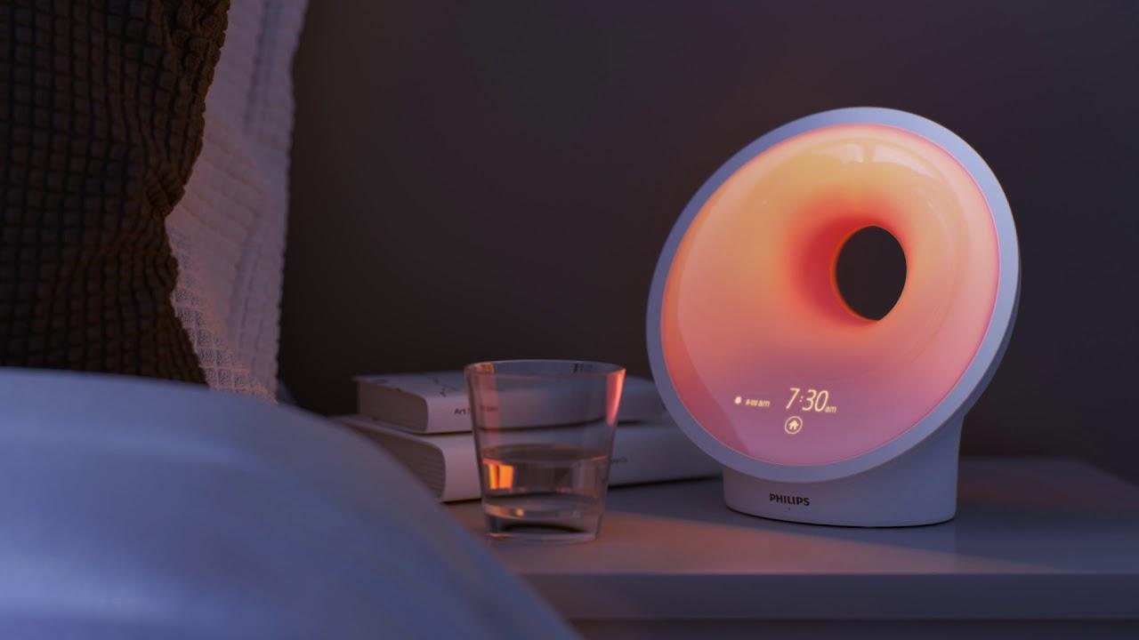 Somneo Wake-Up Animation | Philips | Sleep and Respiratory Care