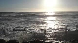 Pleine mer à la Parée Brétignolles sur mer