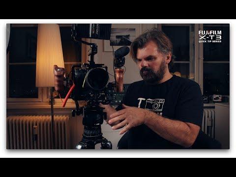 Fujifilm X-T3 Quick Tip Series - Accessories For Video?