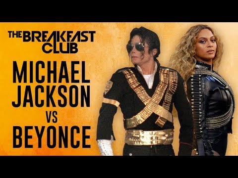 Michael Jackson vs. Beyoncé: Who Is The Better Performer?