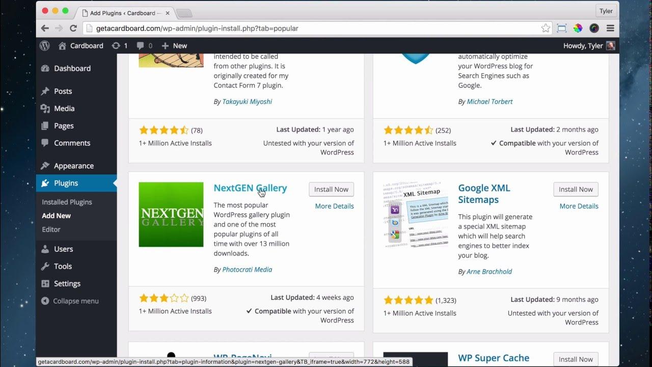 17 - Understanding WordPress Plugins - 2016