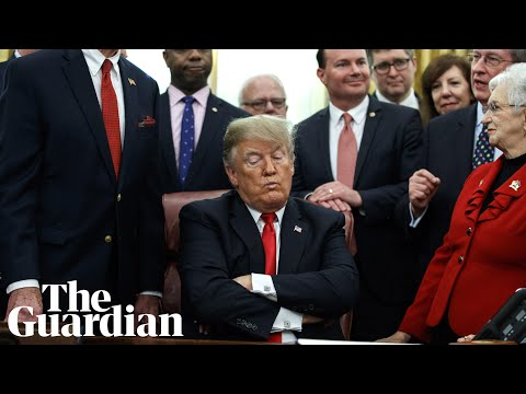 Donald Trump: 'We're prepared for a very long shutdown'