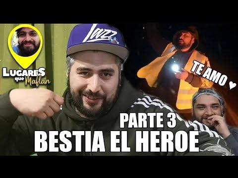 BESTIA EL HEROE! Lugares que Maflan TORRES DEL PAINE Parte 3 en Español - GOTH