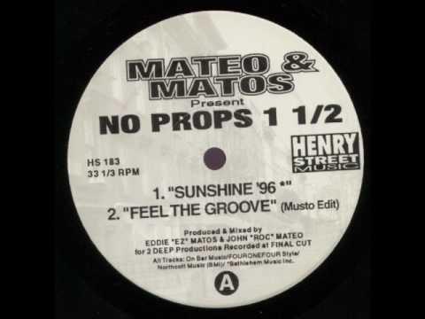 Mateo & Matos - Sunshine '96
