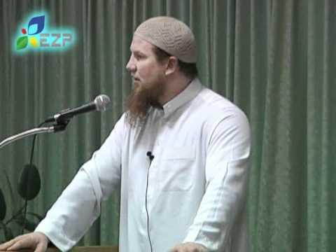 Pierre Vogel - Muslime lasst euch nicht einschüchtern!