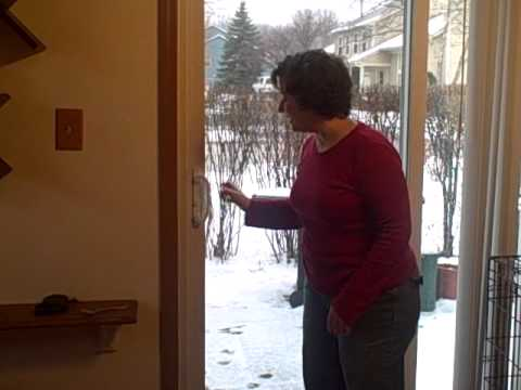 Susan Explains Her New Patio Door From Window World Of Chicagoland