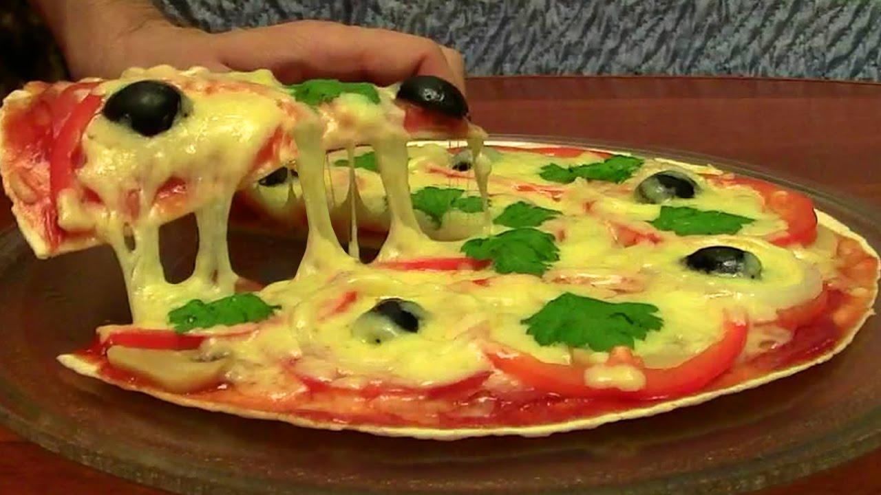 рецепты не дорогой но вкусной пиццы