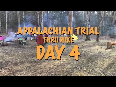 Appalachian Trail Thru Hike 2018 Day 4