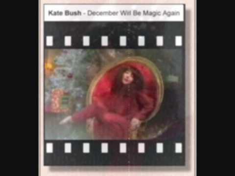 Me singing : December will be magic Kate Bush