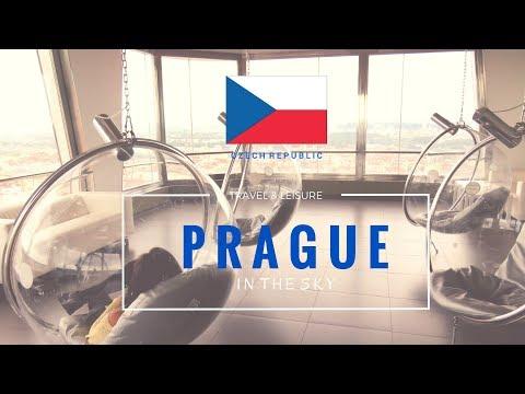 PRAGUE - Žižkov Tower