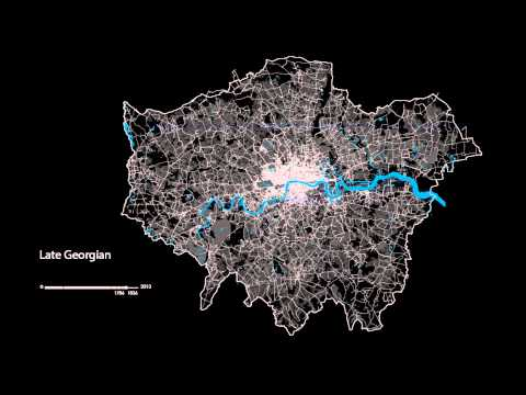 The Evolution of London