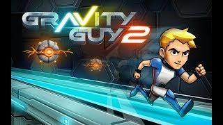 видео Скачать бесплатно раннер Gravity Guy 2 для Андроид