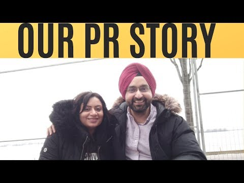 Our PR Story || Timeline || IELTS || AOR To PPR