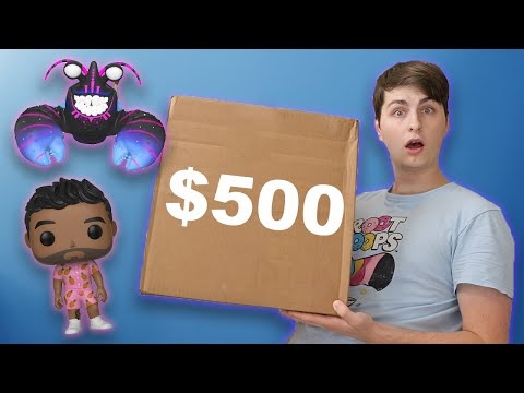 The ULTIMATE $500 Top Pops Funko Pop Mystery Box