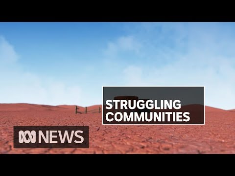 Drought-affected Farmers Say Government Assistance Couldn't Have Come Soon Enough | ABC News