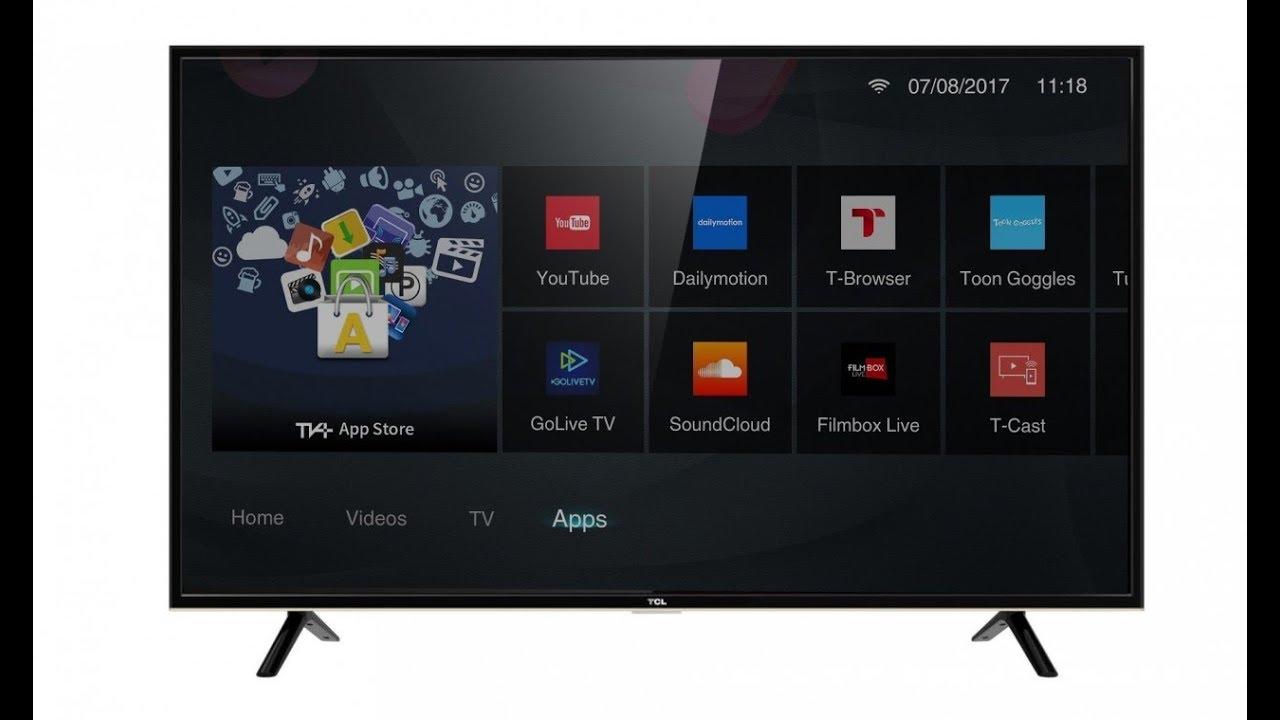 Telefunken XF32G511-W günstiges 32 Zoll Fernseher mit FullHD Auflösung und Smart-TV