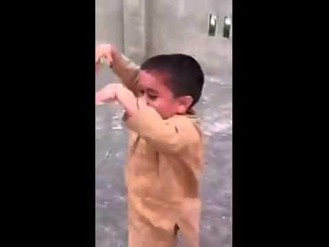 Little Pakistan Boy Dancing
