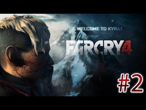Far Cry 4 [#2] - ATROPELA A VÉIA!