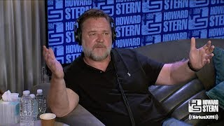 Russell Crowe Was Under F.B.I. Protection After a Kidnapping Threat thumbnail