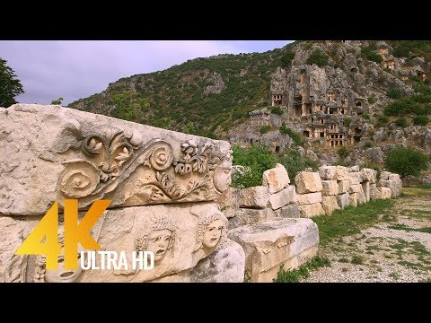 Incredible Turkey in 4K (Ultra HD) Around the World Travel Film 2017 - Episode 3