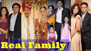 Real Family of Taarak Mehta Ka Ooltah Chashmah Actors